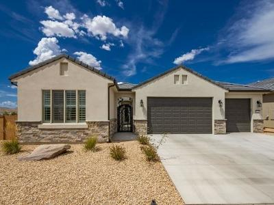 Sun River Single Family Home For Sale: 1528 W Gilded Flicker Dr