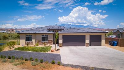 Washington Single Family Home For Sale: 338 W 1725 S