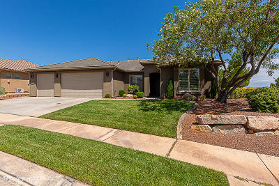 Sun River Single Family Home For Sale: 1802 W Garnet Ridge