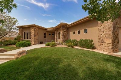St George Single Family Home For Sale: 2415 Via Linda Cir