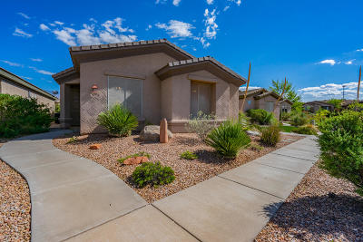 Washington Single Family Home For Sale: 3755 E Sandstone Way