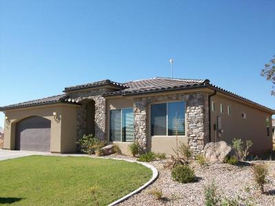 St George Single Family Home For Sale: 969 N 2000 E