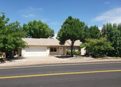 Washington Single Family Home For Sale: 145 E Buena Vista Blvd