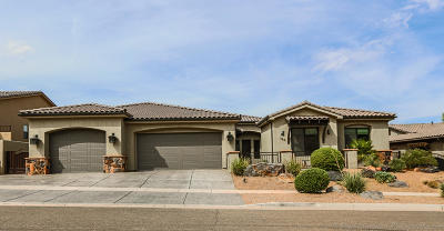 St George Single Family Home For Sale: 760 Cresole Dr