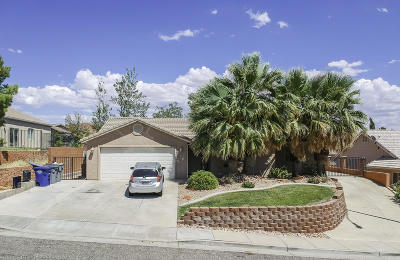 St George Single Family Home For Sale: 1478 N 1500 W