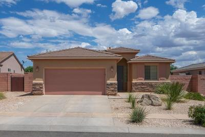 Washington Single Family Home For Sale: 1406 N Sunridge Cir