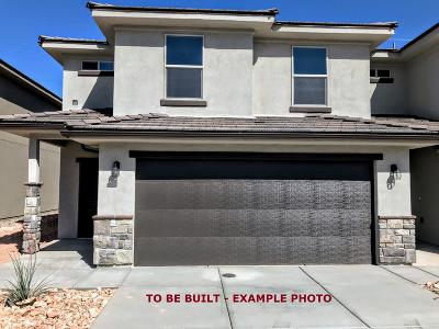 St George Condo/Townhouse For Sale: Fossil Hills Dr #41