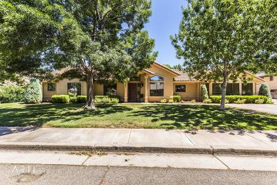 St George Single Family Home For Sale: 941 S 1240 W