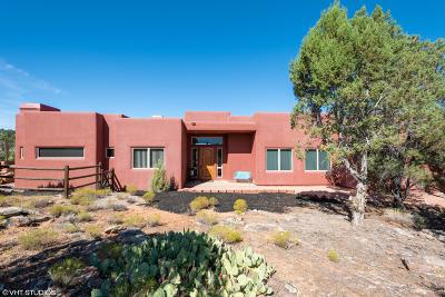 Dammeron Valley Single Family Home For Sale: 553 N Pinion Hills Dr