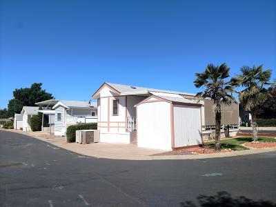 Washington Single Family Home For Sale: 448 E Telegraph St #157