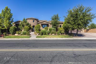 Santa Clara Single Family Home For Sale: 827 N Country Ln