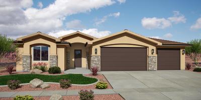 Santa Clara Single Family Home For Sale: Lot 605 Bella Sol Dr