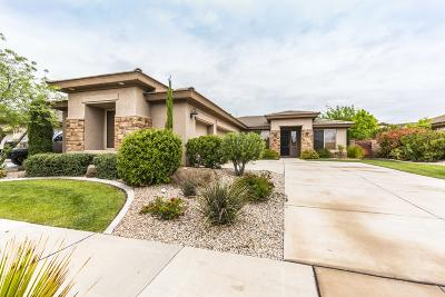 Washington Single Family Home For Sale: 3335 E Sweetwater Springs
