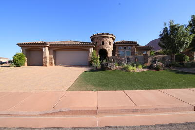 Ivins Single Family Home For Sale: 509 W Tonapah Way