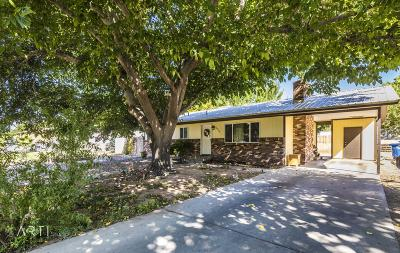St George  Single Family Home For Sale: 1204 W 670 N