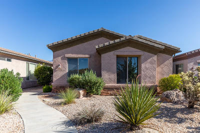 Washington Single Family Home For Sale: 3739 E Crimson Fairway Dr