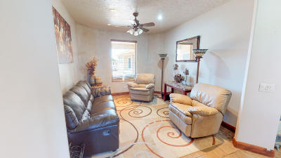 St George Single Family Home For Sale: 1895 W 5870 N