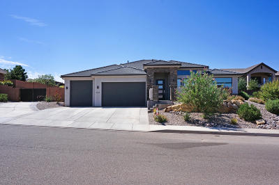 St George Single Family Home For Sale: 2316 S 1300 W