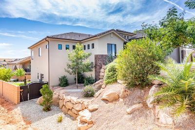 Hurricane  Single Family Home For Sale: 4333 W Lewis Cir