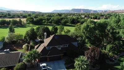 St George Single Family Home For Sale: 304 S Green Valley Ln