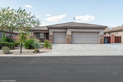 Washington Single Family Home For Sale: 3321 E Sweetwater Springs