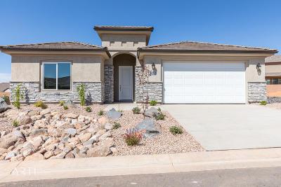 Washington Single Family Home For Sale: 349 N Ladera Dr