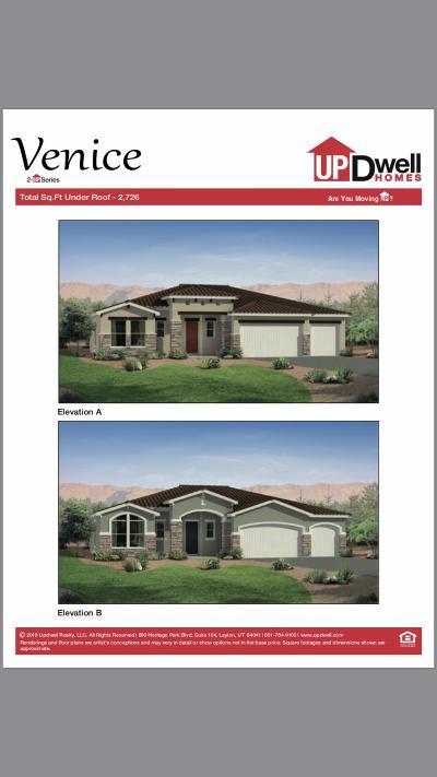Washington Single Family Home For Sale: S Camino Real