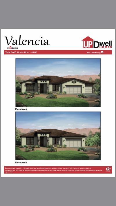 Washington Single Family Home For Sale: S Bronco Dr