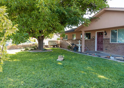 Washington Single Family Home For Sale: 457 E Bulloch