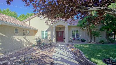 Washington Single Family Home For Sale: 750 W Mariposa Dr