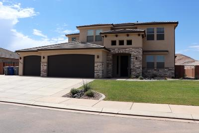 St George Single Family Home For Sale: 3488 Garden Dr