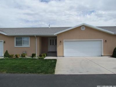 Single Family Home For Sale: 445 E Topaz Blvd N #10