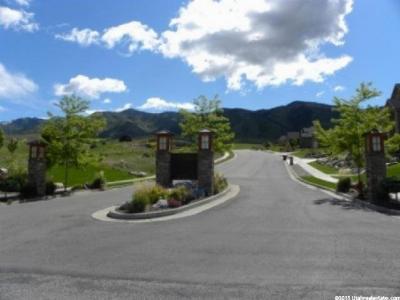 North Logan Residential Lots & Land For Sale: 3338 N Sun Dancer Loop