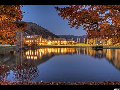 Springville Single Family Home For Sale: 202 Hobble Creek Cyn
