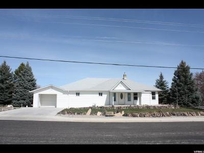 Emery County Single Family Home For Sale: 110 W 300 North