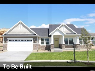 Mapleton Single Family Home Under Contract: 175 E 600 N #19
