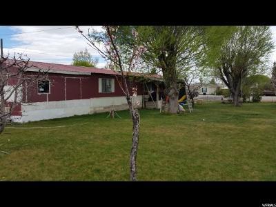 Huntington Single Family Home For Sale: 270 W 300 S