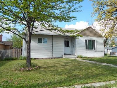 Single Family Home Sold: 1260 W 1460 N