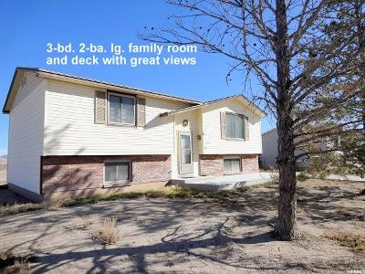 Green River UT Single Family Home For Sale: $134,900
