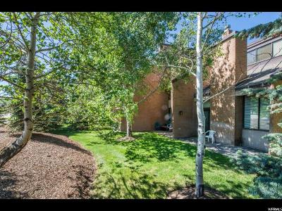 Park City Townhouse Under Contract: 1802 Captain Molly Dr.