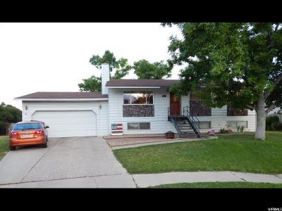 Single Family Home Sold: 546 S 1050 W