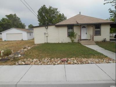 Huntington UT Single Family Home For Sale: $80,000
