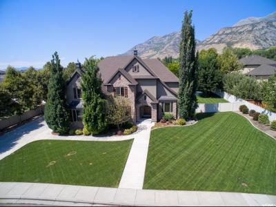 Lindon Single Family Home For Sale: 189 E 600 N