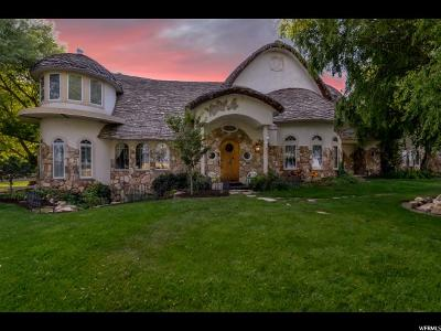 Spanish Fork Single Family Home For Sale: 6325 W 6320 S