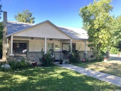 Draper Single Family Home For Sale: 1759 E Pioneer Rd