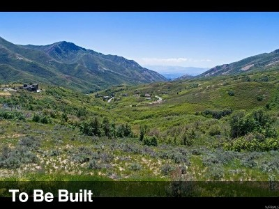 Salt Lake City Single Family Home For Sale: 664 N Snowberry Ln E
