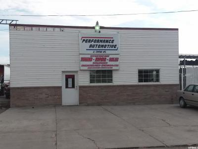 Brigham City UT Commercial For Sale: $350,000
