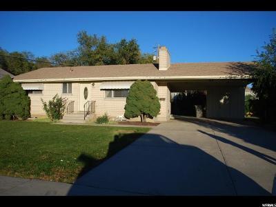 American Fork Single Family Home For Sale: 85 S 400 E