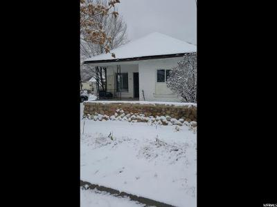 Helper UT Single Family Home For Sale: $49,900