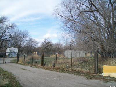 Salt Lake City Residential Lots & Land Under Contract: 1540 W Parkway Ave S
